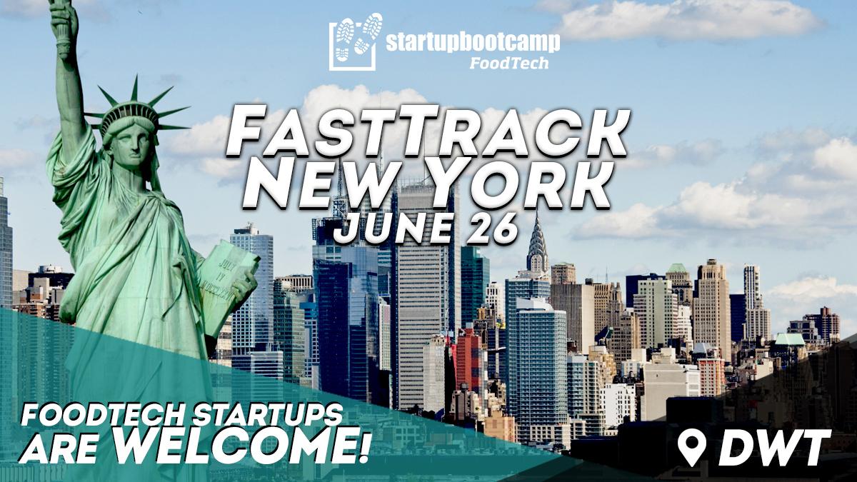 foodtech new york fasttrack startupbootcamp