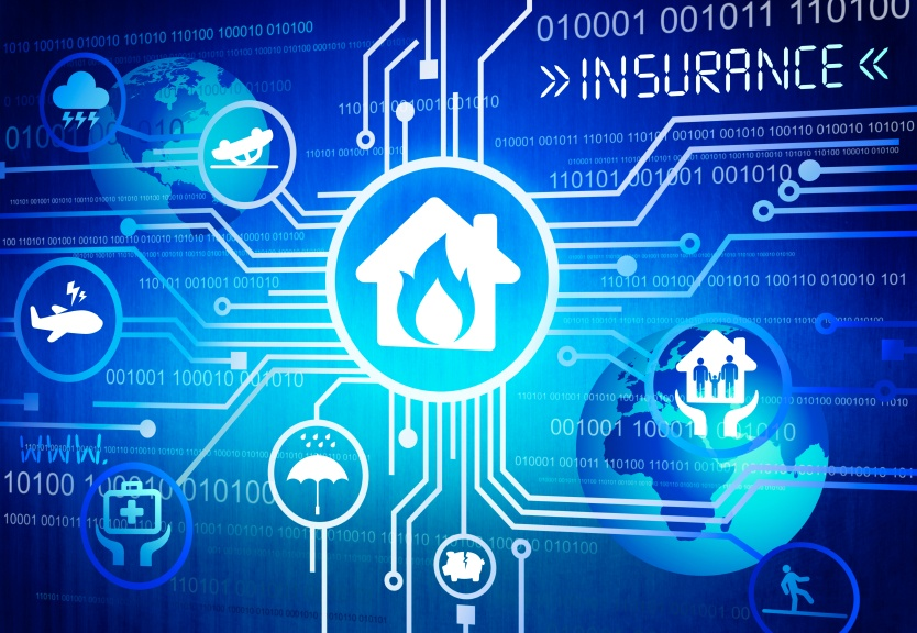 insurance startups iot opportunity tech