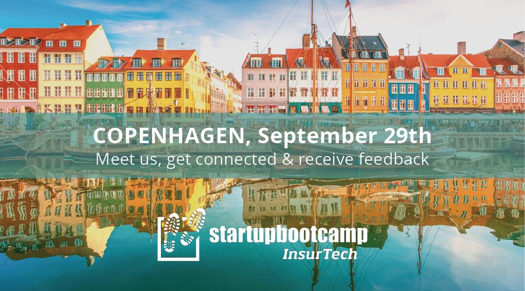 Startupbootcamp InsurTech Copenhagen Fast Track