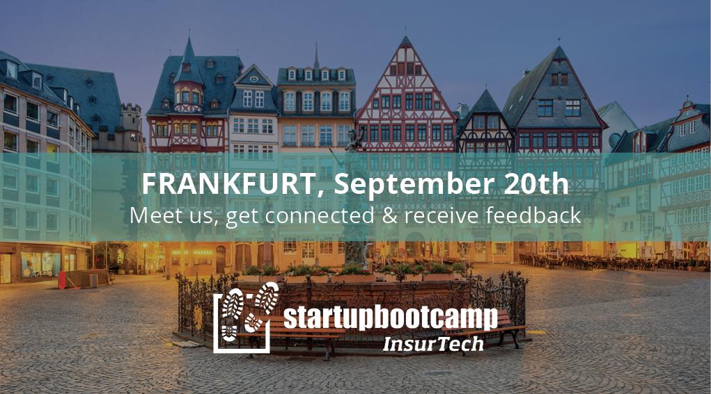 Startupbootcamp InsurTech Frankfurt FastTrack