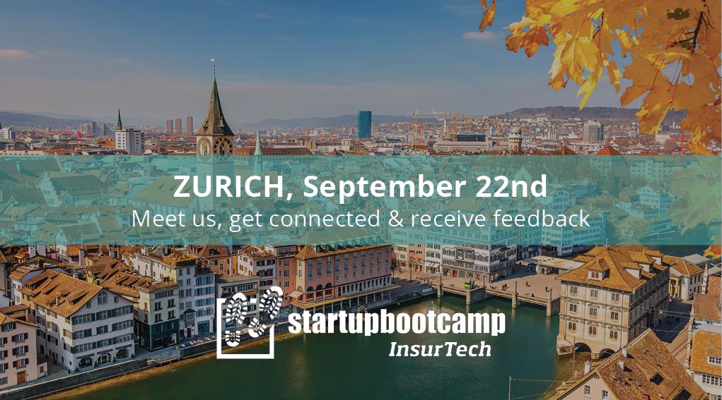 Startupbootcamp InsurTech FastTrack Zurich