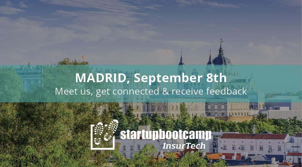 Startupbootcamp InsurTech Madrid FastTrack