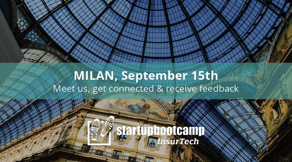 Startupbootcamp InsurTech Milan Fast Track