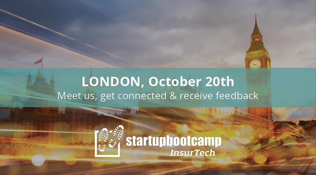 Startupbootcamp InsurTech London Fast Track II