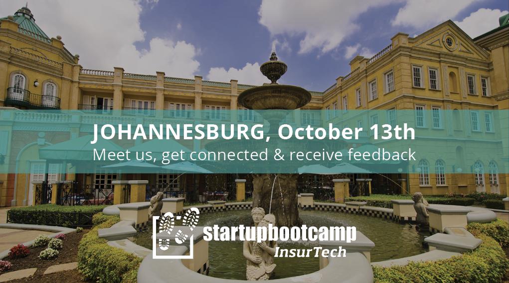 Startupbootcamp InsurTech Johannesburg Fast Track