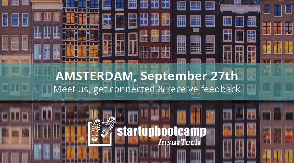 Startupbootcamp InsurTech Amsterdam Fast Track