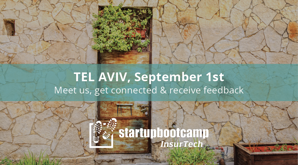 Startupbootcamp InsurTech Tel Aviv Fast Track