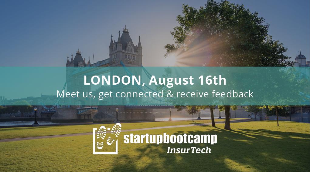 Startupbootcamp InsurTech London Fast Track I
