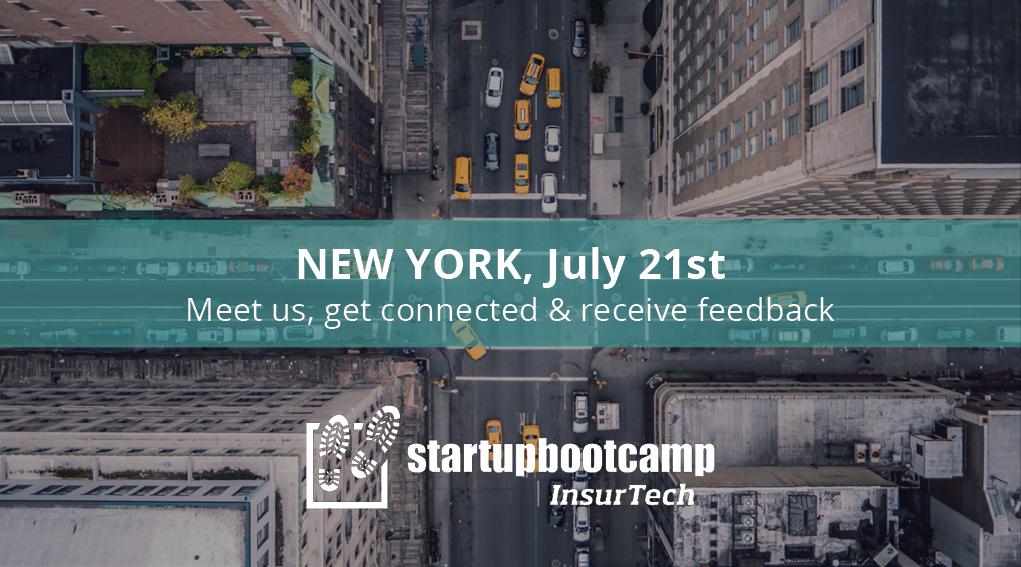 Startupbootcamp InsurTech New York Office Hours