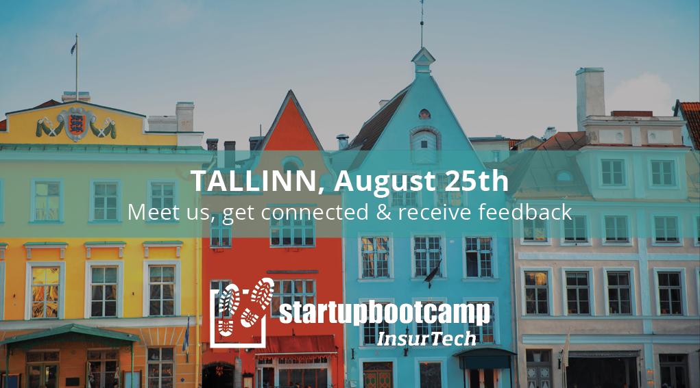 Startupbootcamp InsurTech Office Hours Tallinn