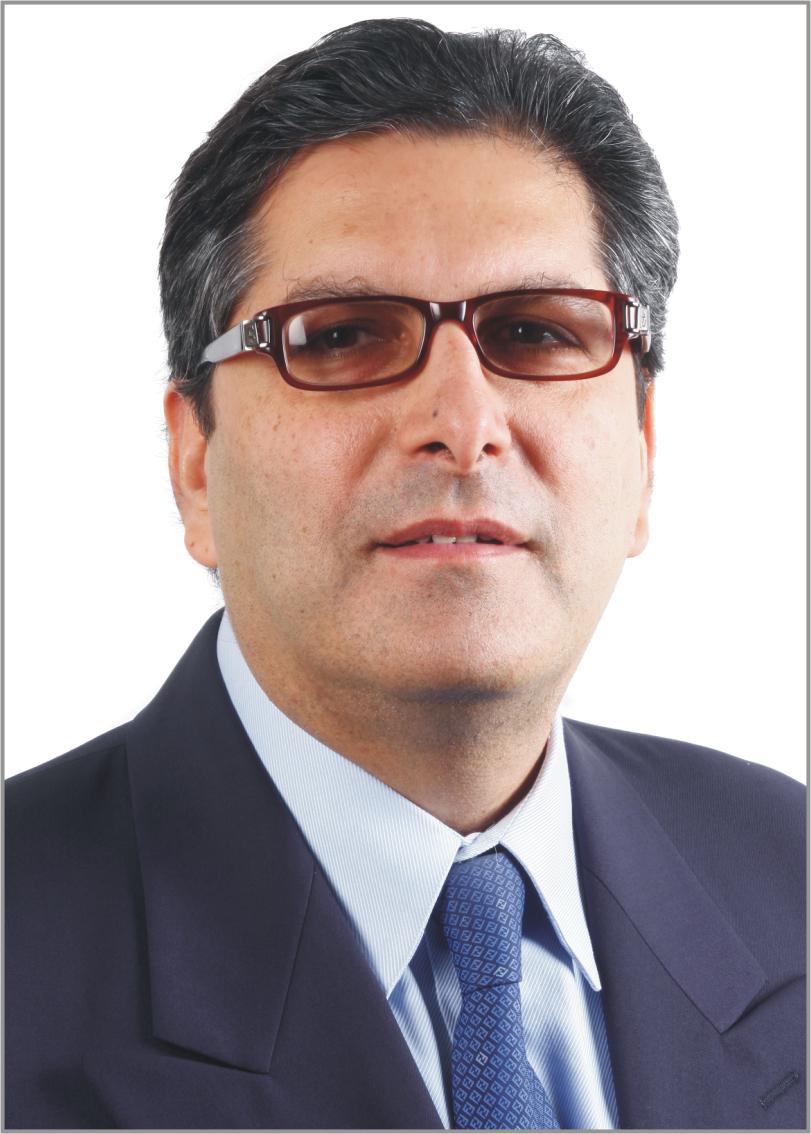 Bahram N. Vakil