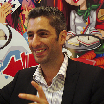 Nima Pourshasb