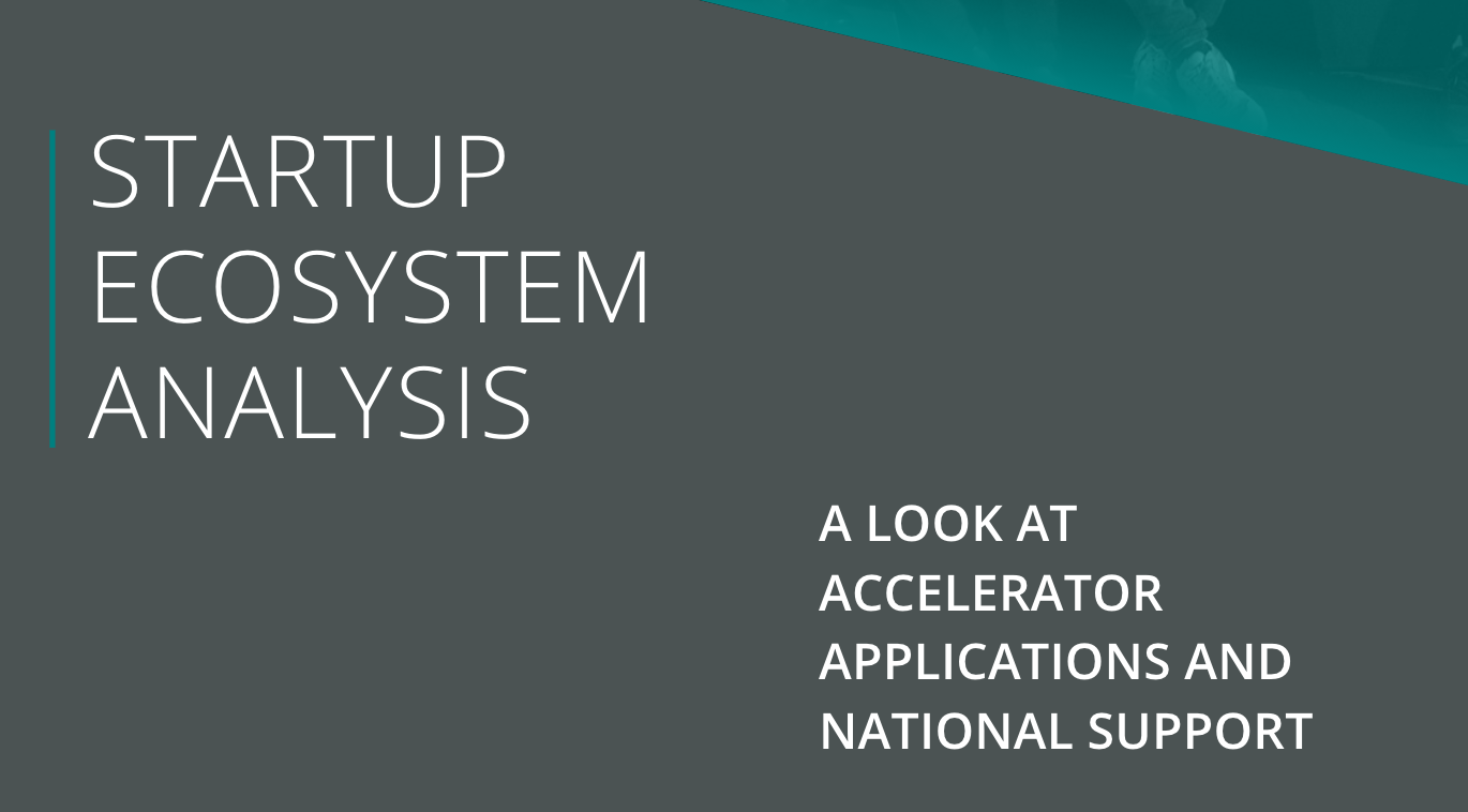 Top 25 Startup Ecosystems Startupbootcamp Application and National Support Analysis