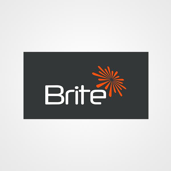Brite Solar logo