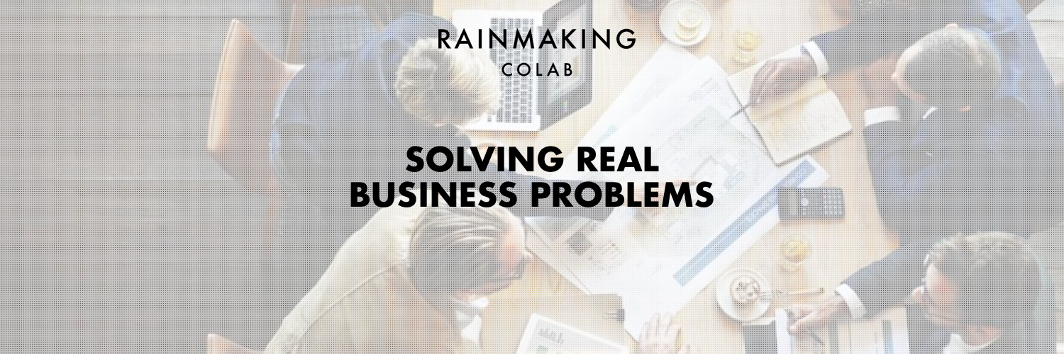 Introducing Rainmaking Colab, from the Creators of Startupbootcamp Fintech and Rainmaking
