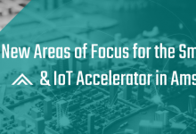 Applications Are Open: New Areas of Focus for the Smart City & IoT Accelerator Program in Amsterdam