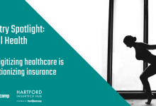 Industry Spotlight: how digitizing healthcare is revolutionizing insurance