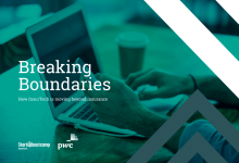 Startupbootcamp InsurTech and PwC 2018 Trend Report: How InsurTech is breaking boundaries and moving beyond insurance