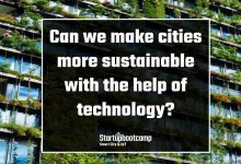 "The City of Tomorrow Episode 3: ""How Can We Make Cities More Sustainable with the Help of Technology?"""