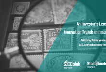 An Investor's Lens into Innovation Trends in InsurTech