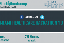Miami Healthcare Hackathon 2018 (Dec. 1 & 2)