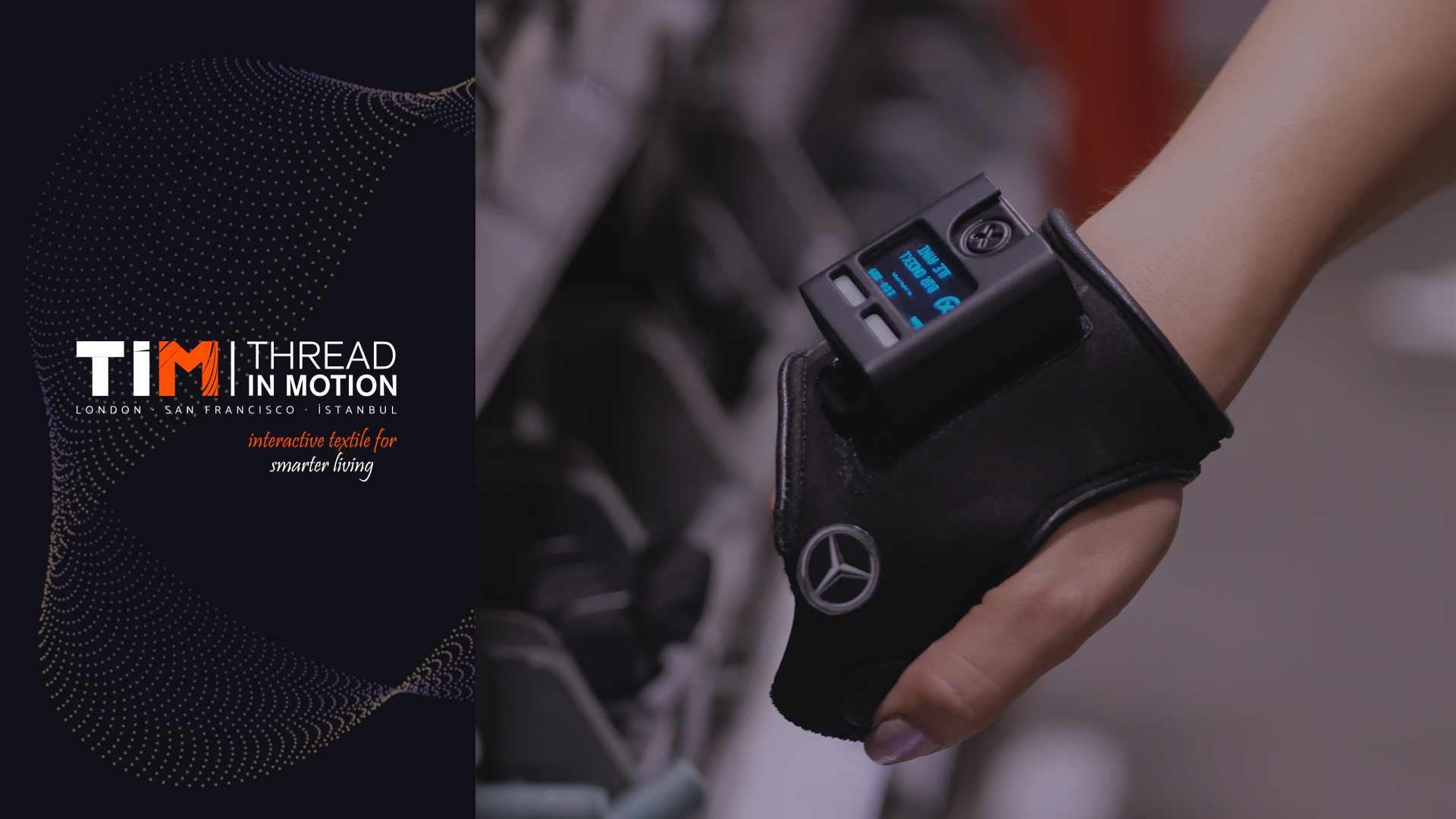 Thread in Motion & Mercedes-Benz