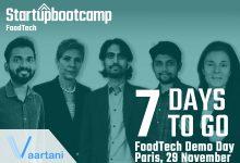 FoodTech – Startup Of The Week: Vaartani