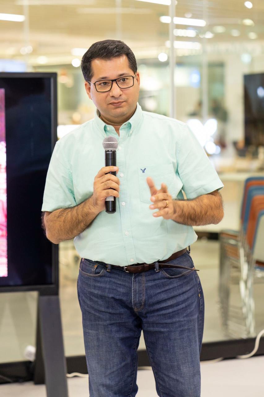Yogesh Raje