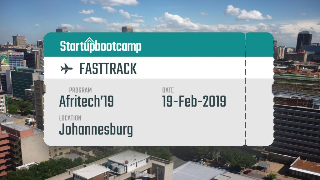 FastTrack - JoBurg, Feb 19th