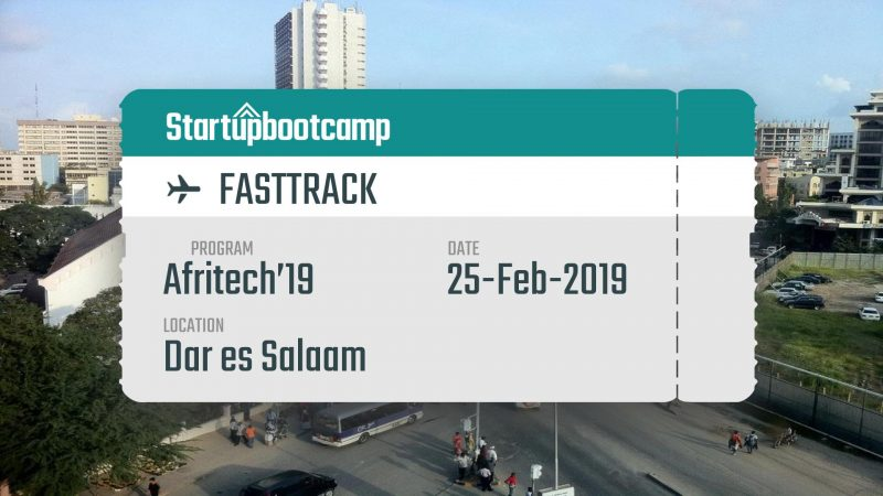 Dar es Salaam FastTrack - Feb 2019