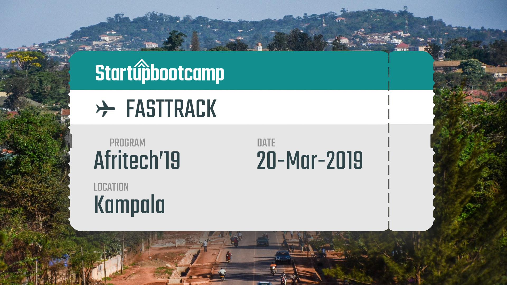 Kampala FastTrack - March