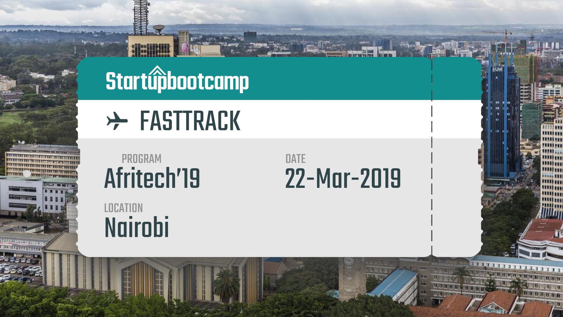 Nairobi FastTrack - March