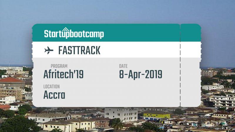 Ghana FastTrack - April