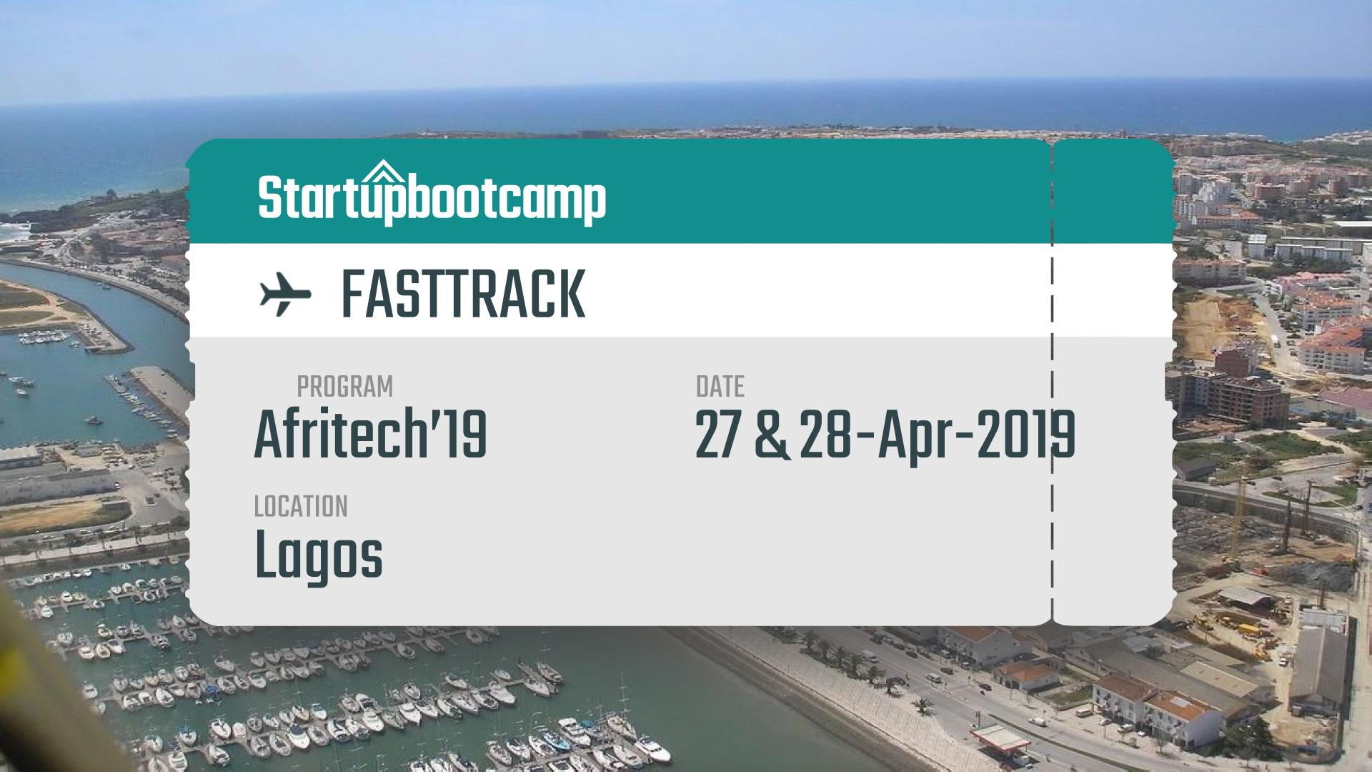 Lago FastTrack - April 28