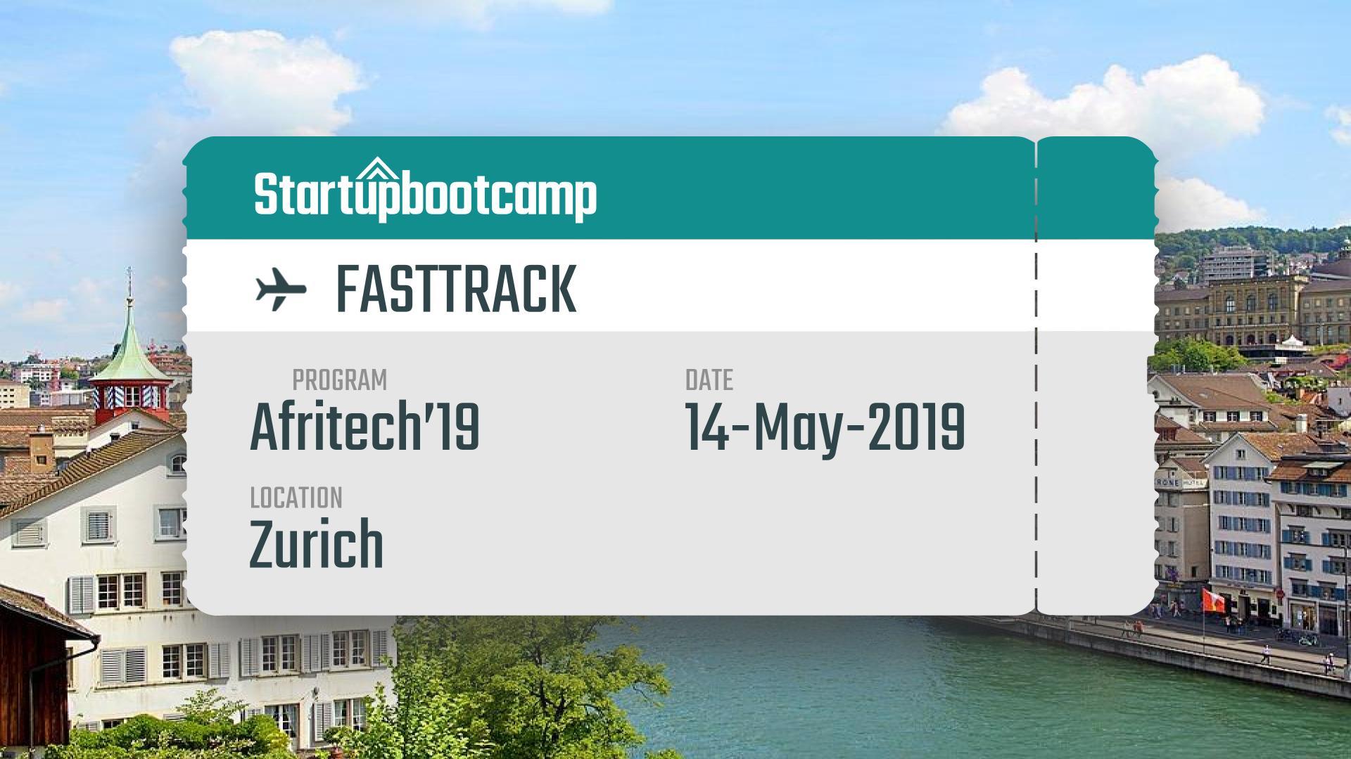 Zurich FastTrack - May