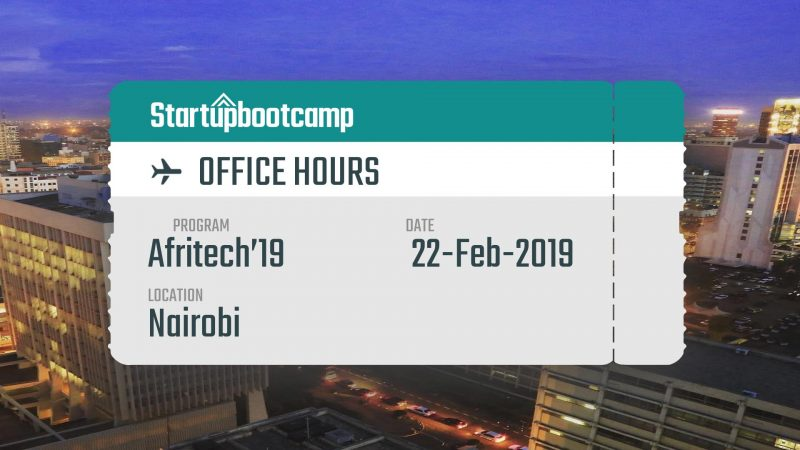 Nairobi Office Hours