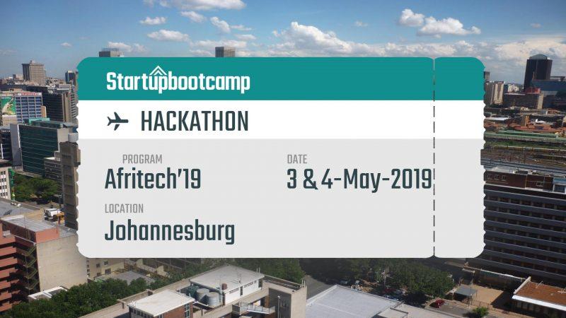 Johannesburg Hackathon