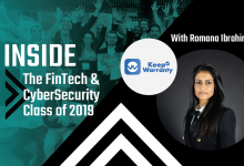 Inside The FinTech & CyberSecurity Class of 2019 - Keep Warranty