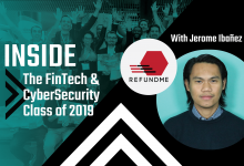 Inside The FinTech & CyberSecurity Class of 2019: RefundMe