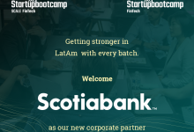 Startupbootcamp Fintech adds Scotiabank to its line-up of corporate partners as they enter into the third acceleration cycle