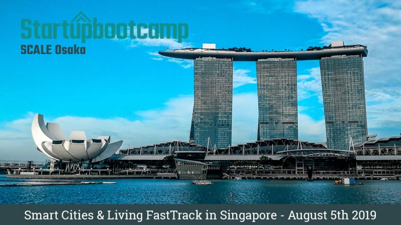 Singapore - Smart Cities & Living FastTrack | Scale Osaka