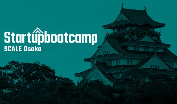 Startupbootcamp Scale Osaka