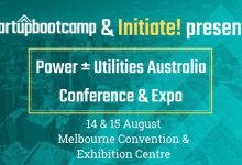 SBC Australia and Power + Utilities Conference present Initiate! at Upcoming Expo