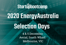 Startupbootcamp Australia Presents 2020 Smart Energy Selection Days